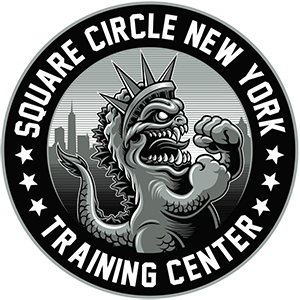 Square Circle <sup>®</sup> New York Logo